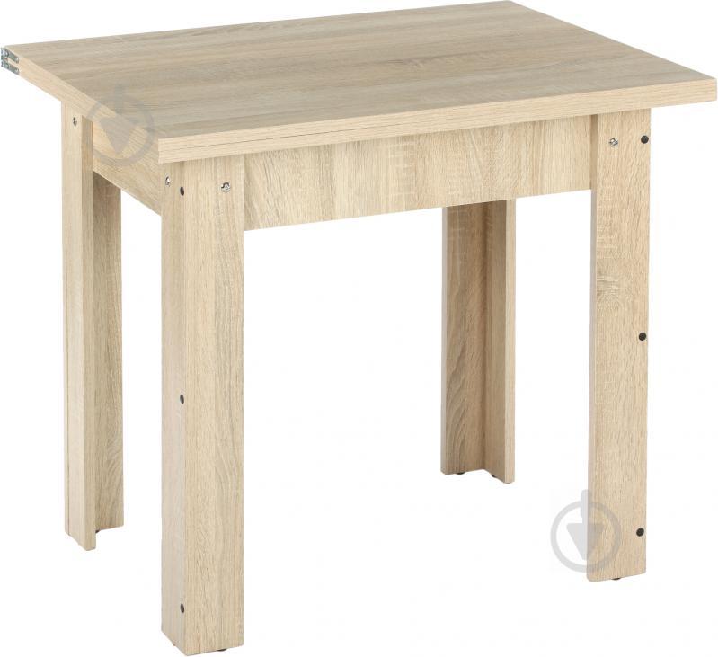 Куточок кухонний Компаніт Імператор зі столом та 2 табуретками дуб сонома бронза - фото 9