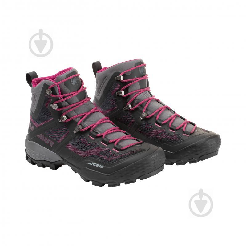 Ботинки MAMMUT Ducan High GTX 3030-03480-00309 р. 6 черный - фото 1
