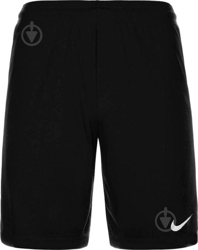 Шорты Nike Park II Knit 725887-010 р. S черный - фото 1