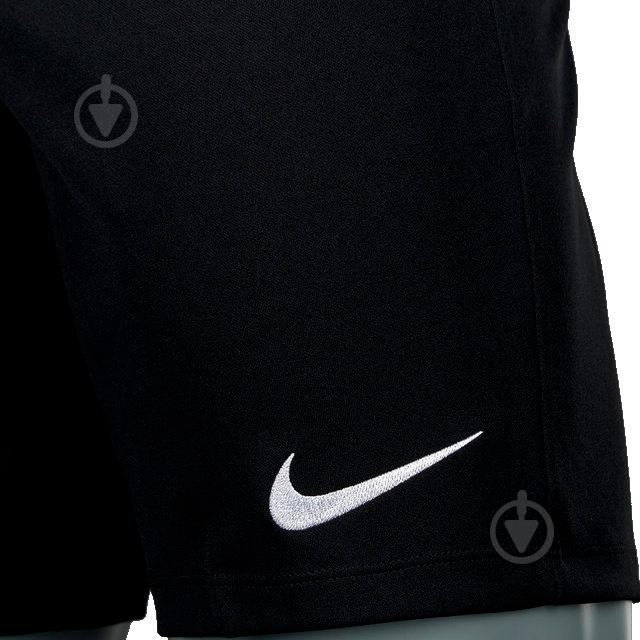 Шорты Nike Park II Knit 725887-010 р. S черный - фото 4