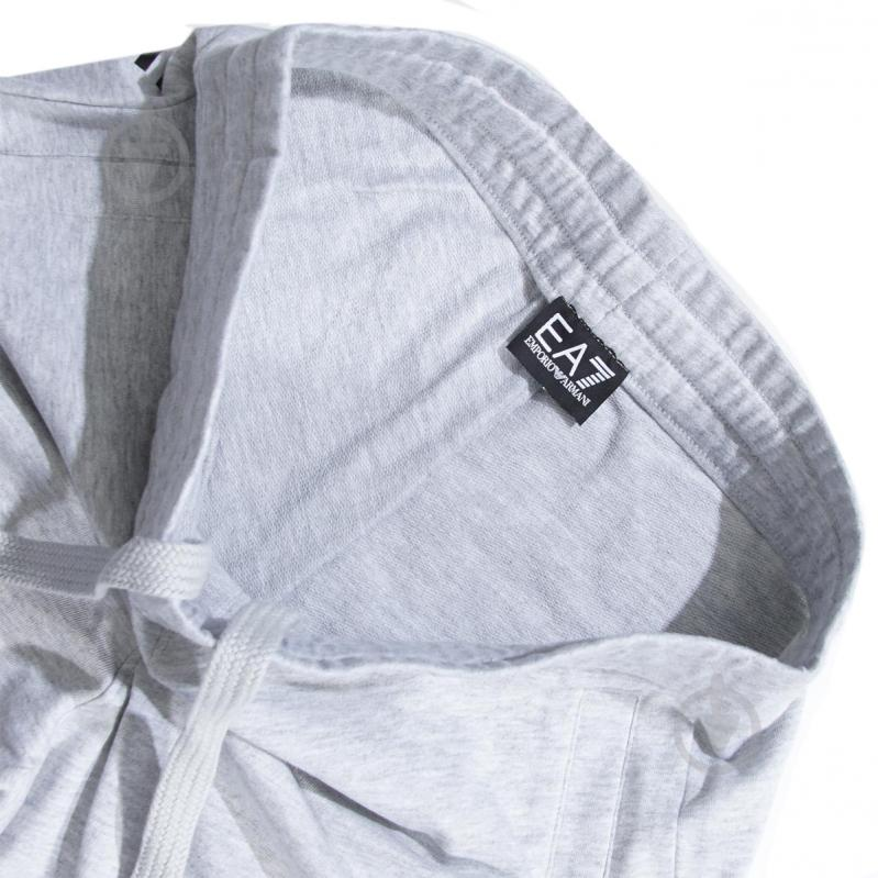 Брюки EA7 р. XL серый - фото 4