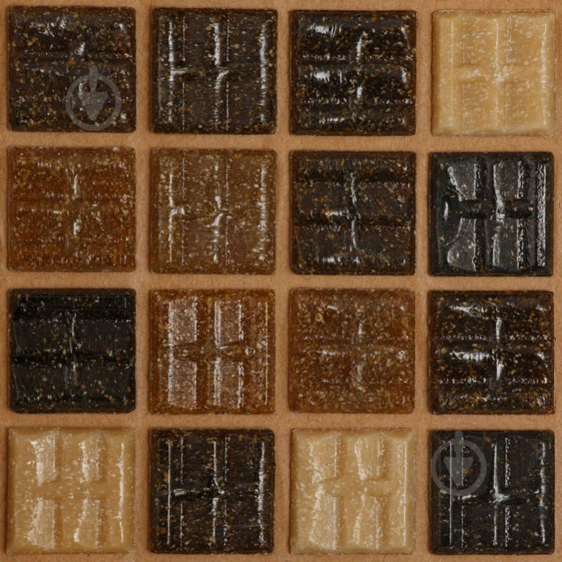 Плитка Value Ceramics мозаика коричневый микс CT22405 32,7x32,7 - фото 3