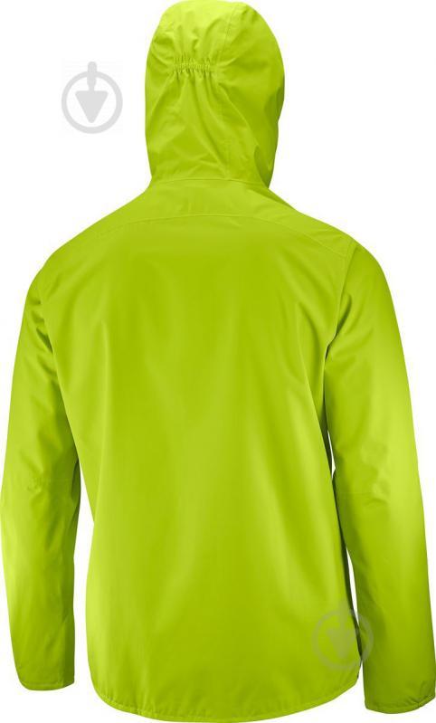 Куртка Salomon Essential Jkt M L40077000 XL лайм - фото 2