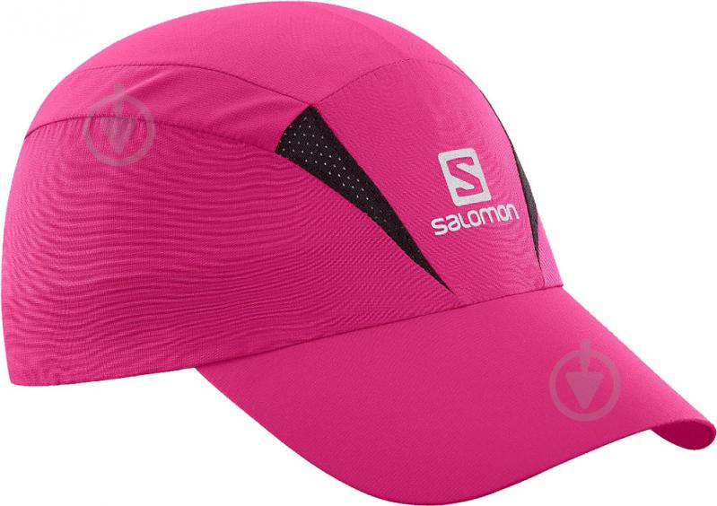 Кепка Salomon L40044400 S/M розовый - фото 1