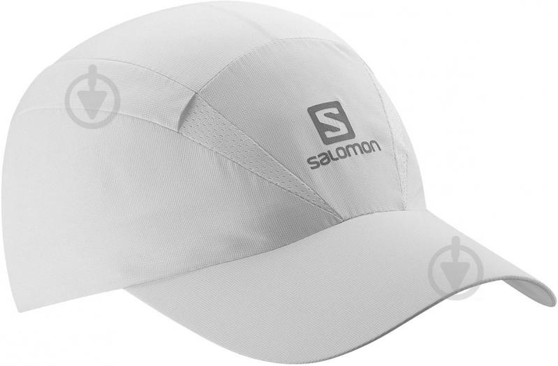 Кепка Salomon L38005600 S/M белый - фото 1