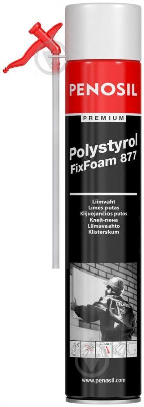 Пена-клей Penosil Polystyrol FixFoam 750мл