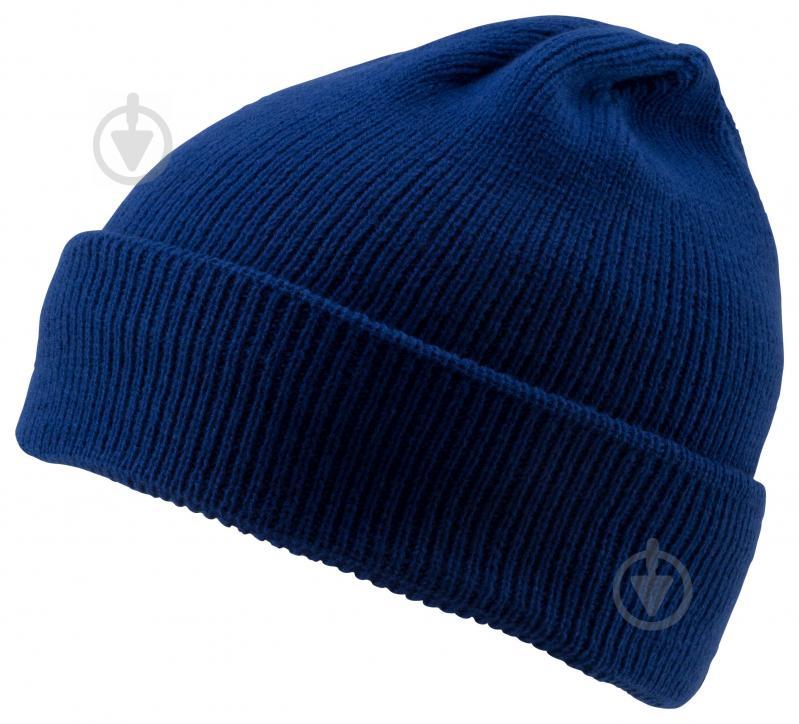 Шапка McKinley 267610-0522 OS синий - фото 1