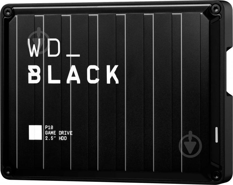 Жорсткий диск Western Digital BLACK P10 Game Drive 5 ТБ 2,5