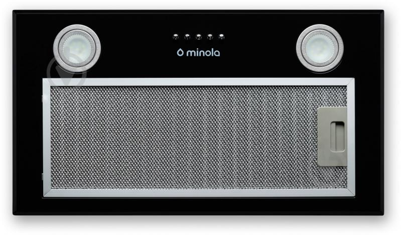 Вытяжка Minola HBI 5322 BL 750 LED - фото 4