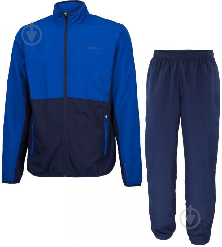 Спортивний костюм Energetics Divio+Dobrin Y р. L синій 267852-532 - фото 1