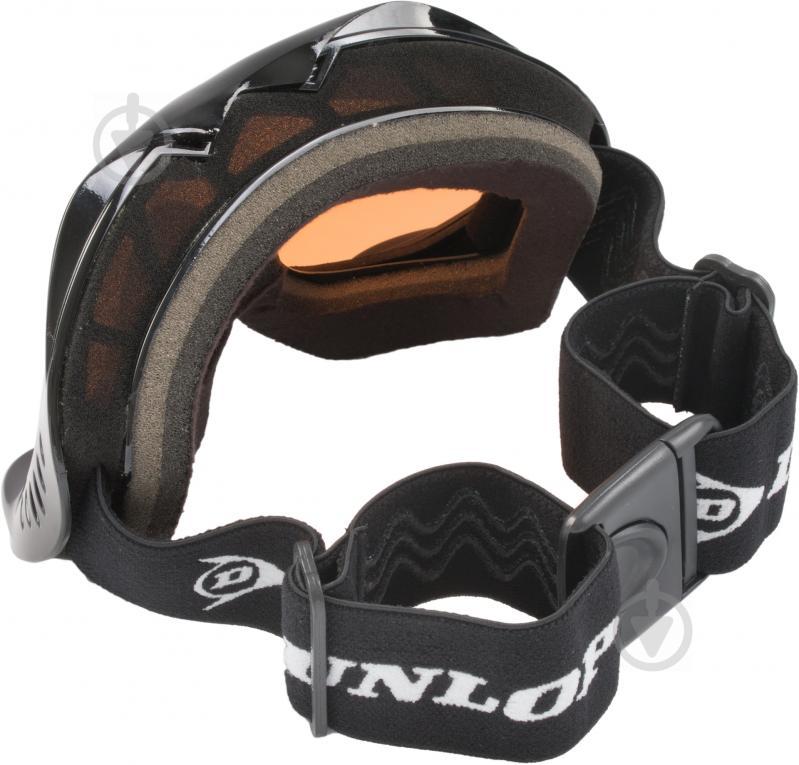 Гірськолижна маска Dunlop Frost 01 BLK DUNLOP Frost 01 BLK - фото 3
