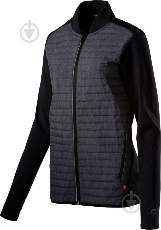 Куртка-вітрівка Pro Touch Julia II р. S чорний 267781-50 - фото 1