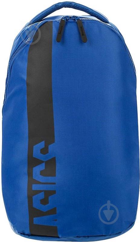 Рюкзак Asics Training Large Backpack 21 л синий 146812-0844 - фото 2