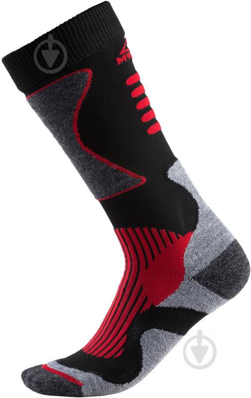 Носки McKinley New Nils р. 42-44 черно-красный - фото 1