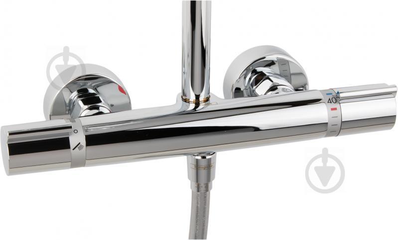 Душова система Hansgrohe MySelect S 240 Showerpipe 26758400 - фото 2