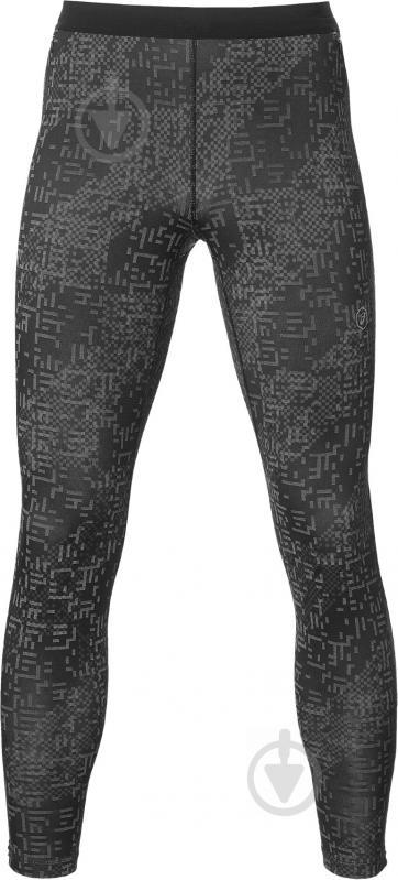 Лосины Asics Lite-Show р. L черный с серым 146623-1179 - фото 1