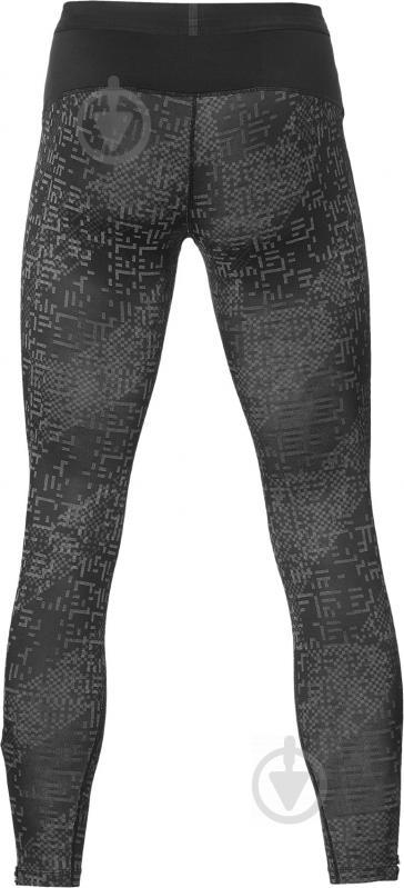 Лосины Asics Lite-Show р. L черный с серым 146623-1179 - фото 2