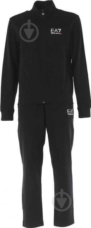 Костюм EA7 3YPV53-PJ05Z-1200 р. XL черный - фото 1