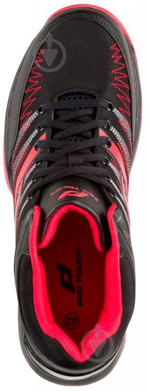 Кроссовки Pro Touch BB Slam III M 269974-900050 р.8.5 черный с красным - фото 2