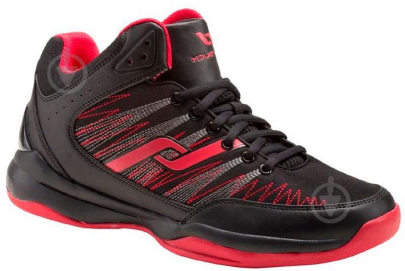 Кроссовки Pro Touch BB Slam III M 269974-900050 р.8.5 черный с красным - фото 1