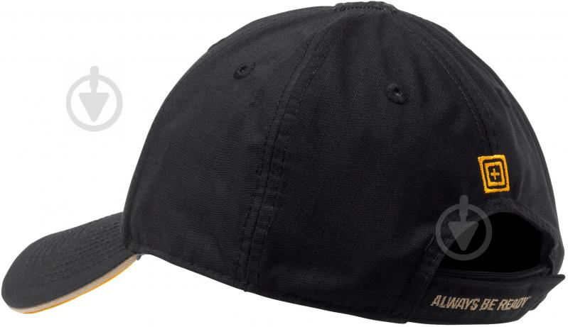 943d55ba3bc Кепка 5.11 Tactical The Recruit Hat р. one size black 89057 - фото 2