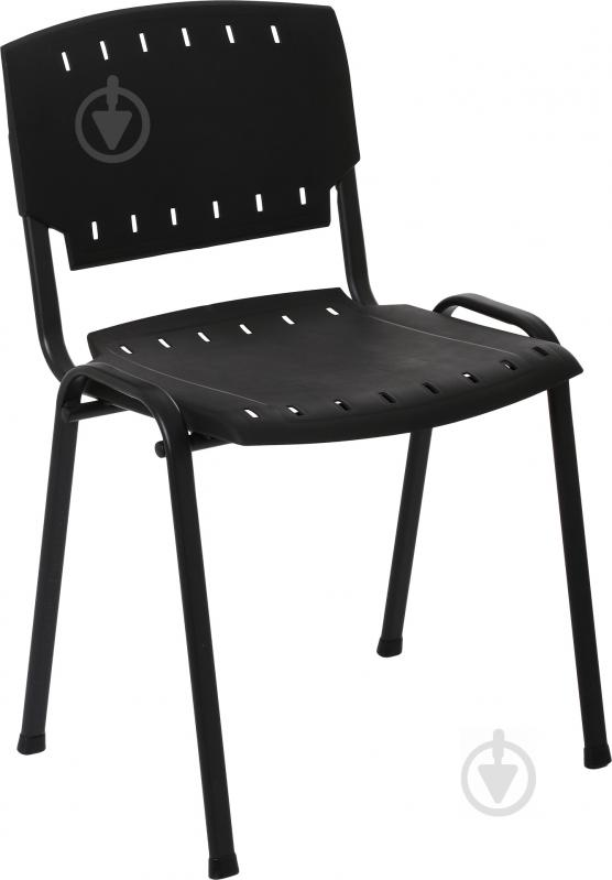 Стілець AMF Art Metal Furniture Призма чорний - фото 1