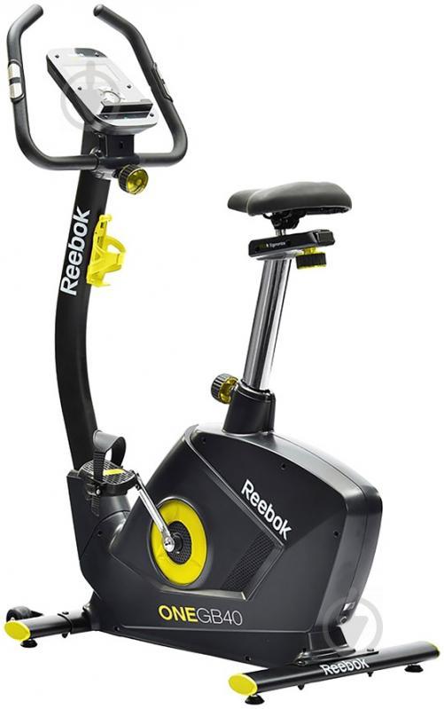 Велотренажер Reebok GB40 RVON-10101BK - фото 1