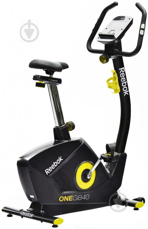 Велотренажер Reebok GB40 RVON-10101BK - фото 2