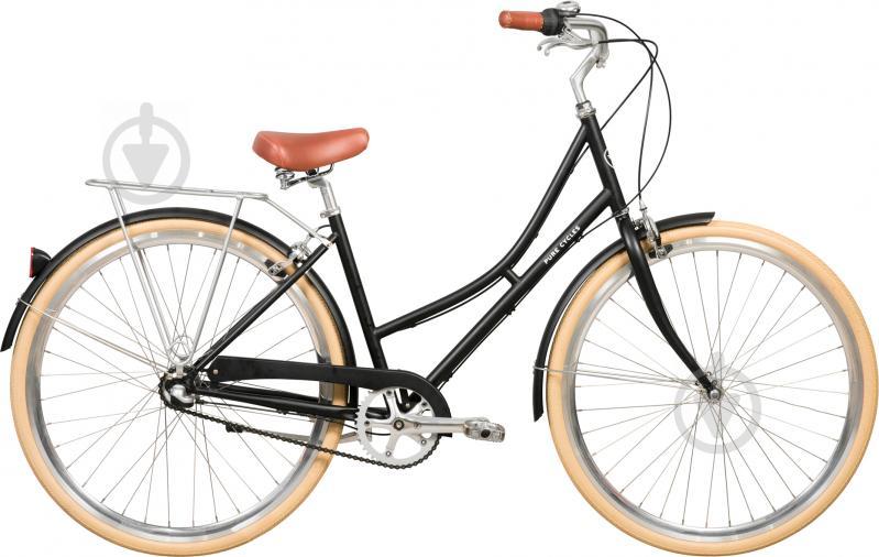 Велосипед Pure Fix Elliot чорний рама - 43 см - фото 1