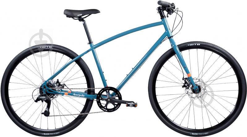 Велосипед Pure Fix Peli сірий рама - 41 см - фото 1