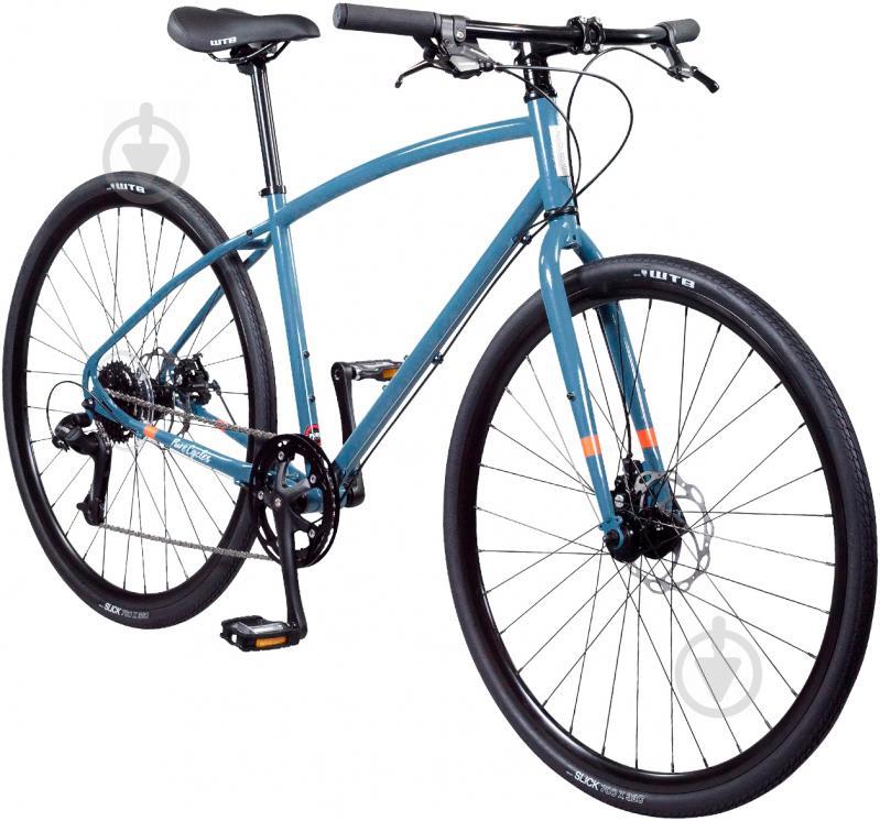 Велосипед Pure Fix Peli сірий рама - 46 см - фото 2