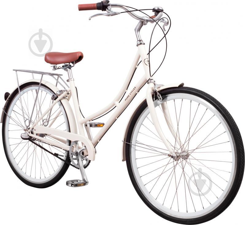 Велосипед Pure Fix Magdalen бежево-білий рама - 46 см - фото 2