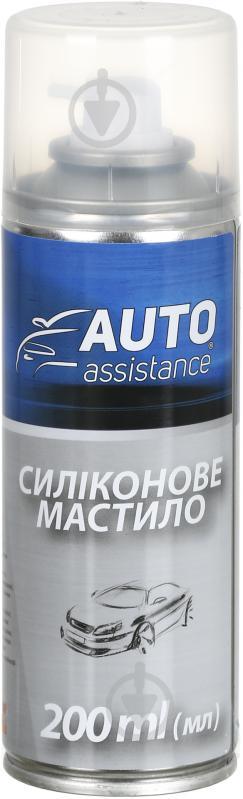 Видеообзор Смазка силиконовая Auto Assistance 200 мл