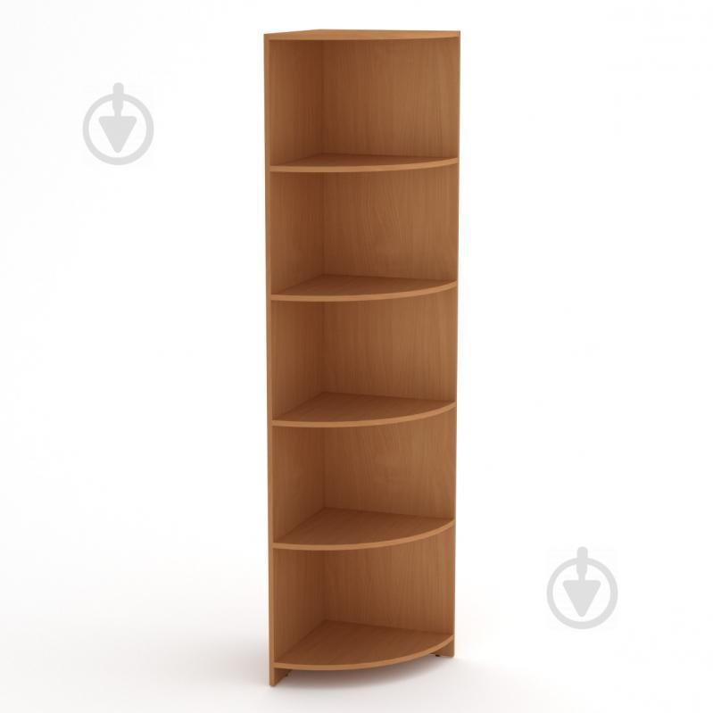 Книжкова шафа Компаніт Пенал-2 бук