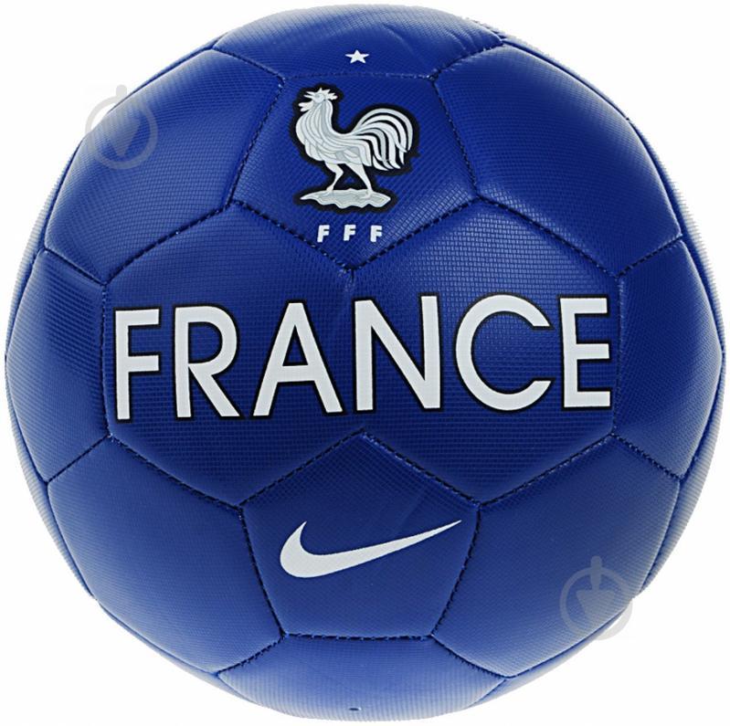 Футбольный мяч Nike FRANCE PRESTIGE р. 5 SC2380-411 - фото 1