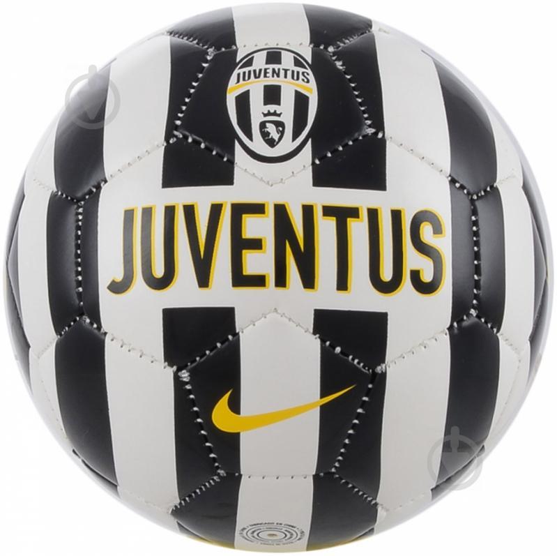 Футбольный мяч Nike JUVENTUS SKILLS р. 1 SC2450-107 - фото 1