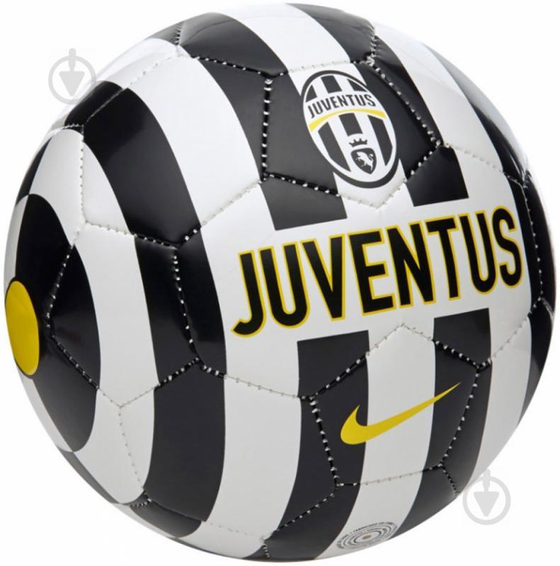 Футбольный мяч Nike JUVENTUS SKILLS р. 1 SC2450-107 - фото 2