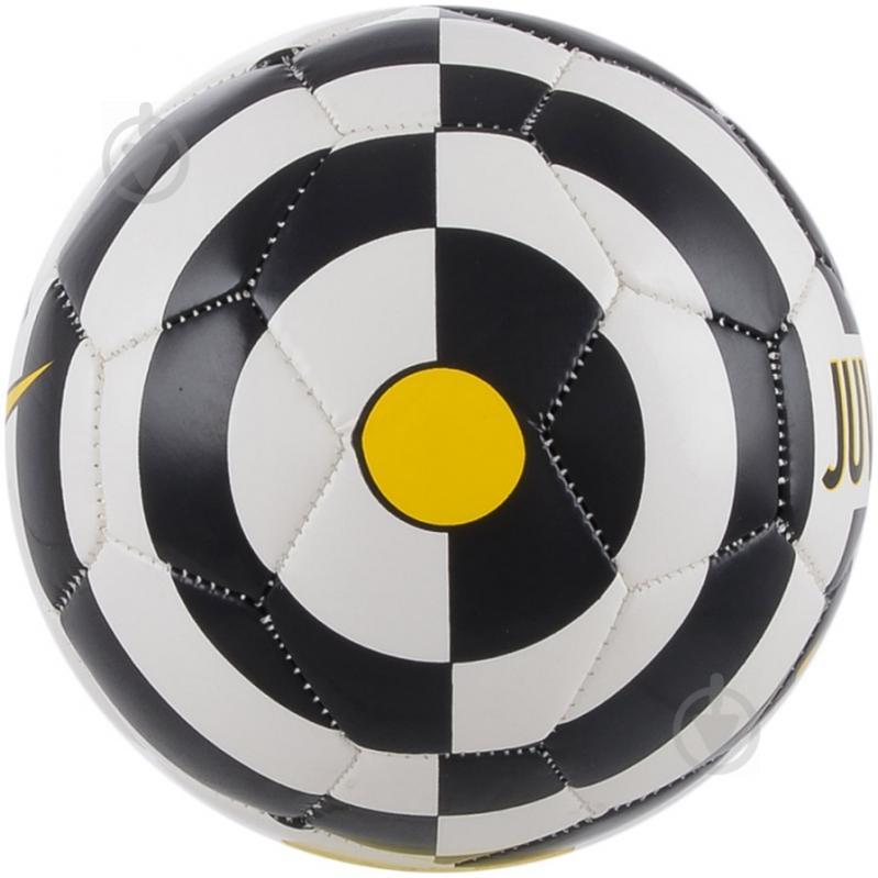 Футбольный мяч Nike JUVENTUS SKILLS р. 1 SC2450-107 - фото 3