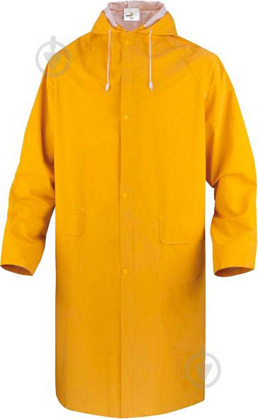 Плащ от дождя Delta plus   р. XXXL MA305JA желтый - фото 1