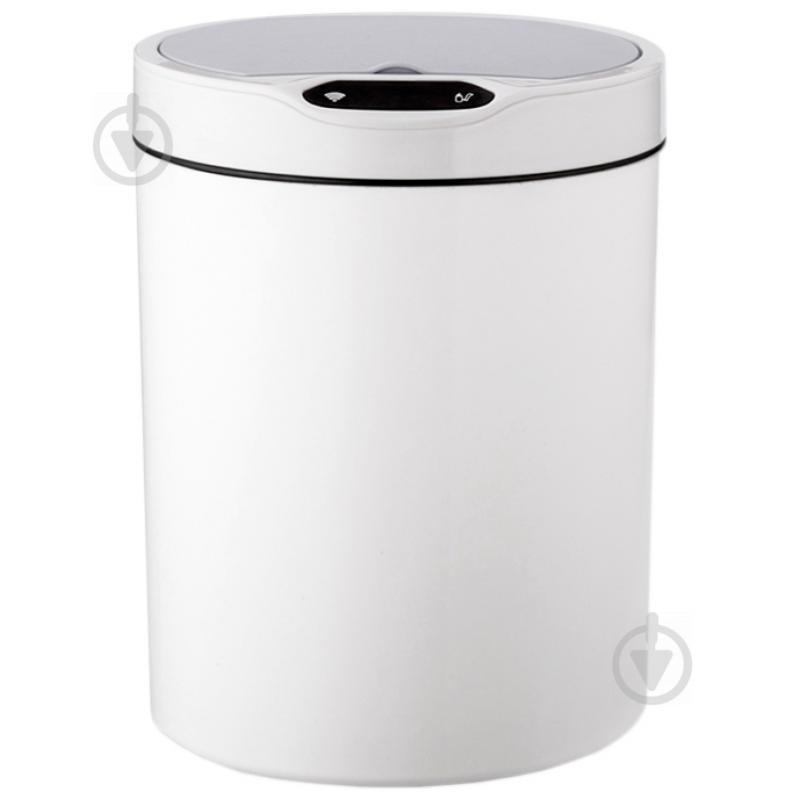 Відро для сміття JAH6111 white 12 л білий JAN6111 white