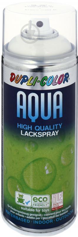 Фарба аерозольна Aqua Ral 9001 Motip кремовий 350 мл - фото 1