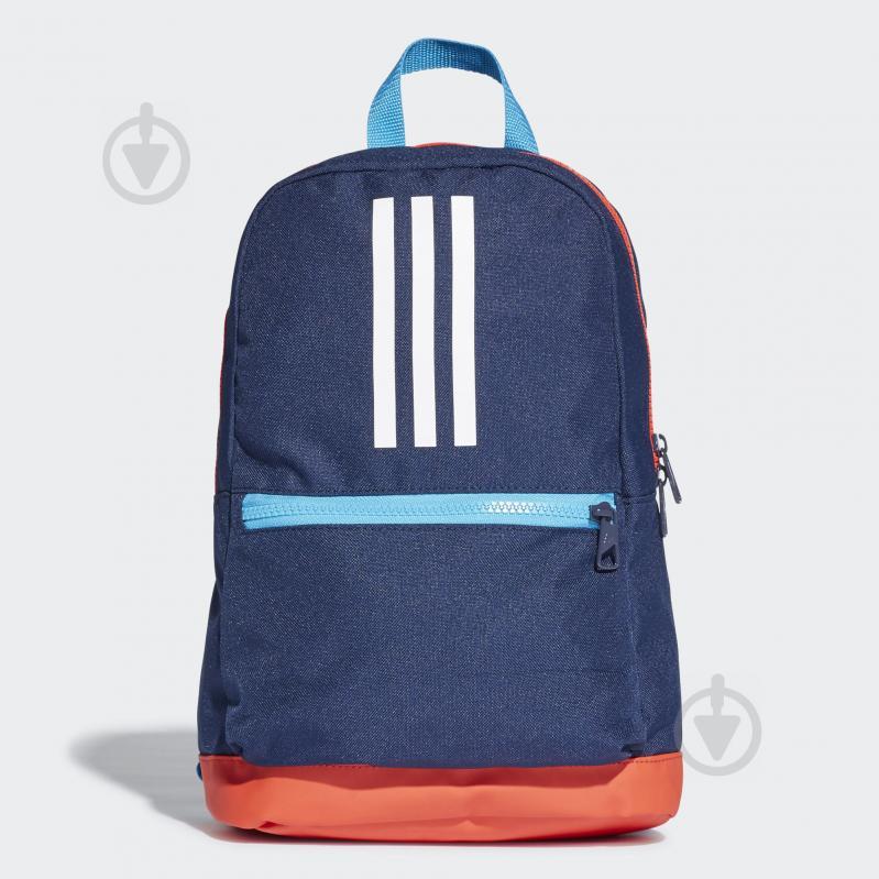 Рюкзак Adidas 3S BP DW4760 13 л синий - фото 1