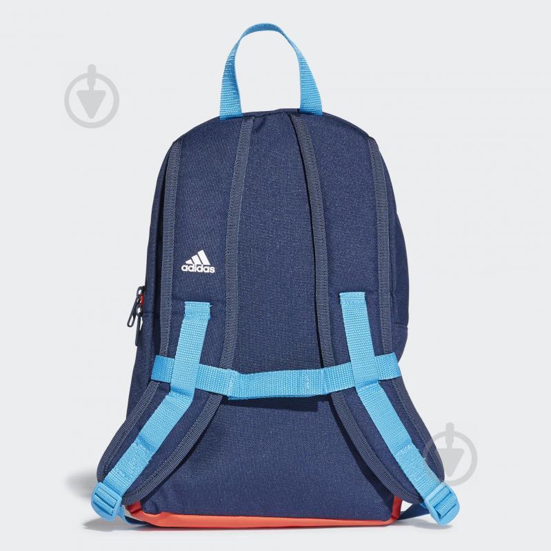 Рюкзак Adidas 3S BP DW4760 13 л синий - фото 2