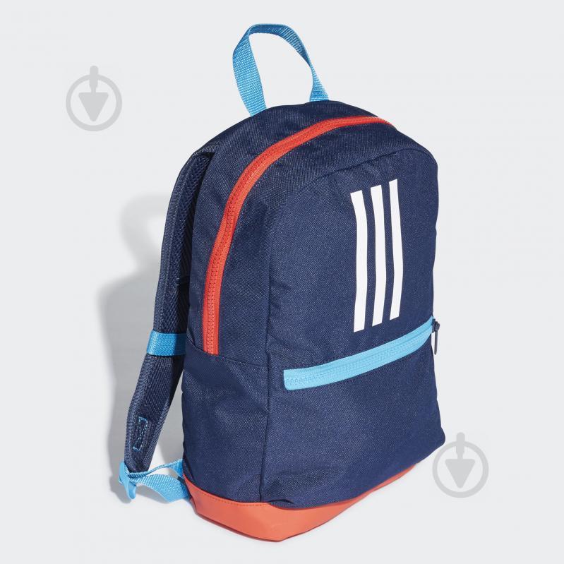 Рюкзак Adidas 3S BP DW4760 13 л синий - фото 3