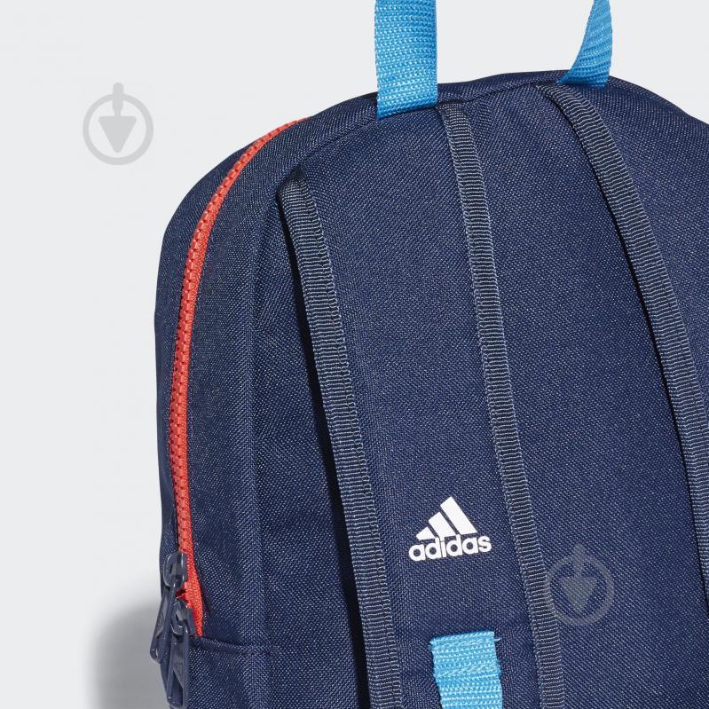 Рюкзак Adidas 3S BP DW4760 13 л синий - фото 5