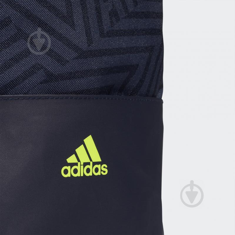 Рюкзак Adidas MESSI KIDS BP DW4778 25 л синий - фото 6