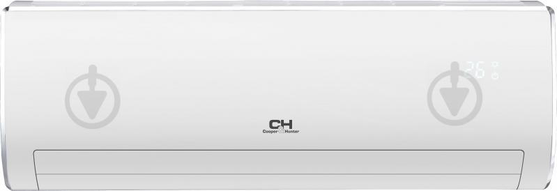 Кондиционер Cooper&Hunter CH-S12FTXS-W (Design Inverter) - фото 1