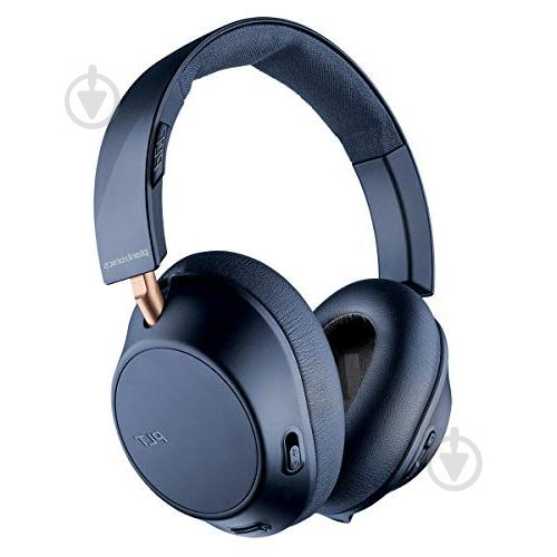 Наушники Plantronics BackBeat GO 810 dark blue