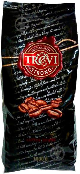 Кофе в зернах Trevi Strong 1000 г (4820140050156) - фото 1