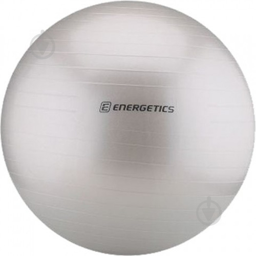 Мяч для фитнеса Energetics Gymnastic Ball Metallic 147882 d55 - фото 1